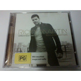 Ricky Martin   Greatest Hits  souvenir Edition  [cd dvd]